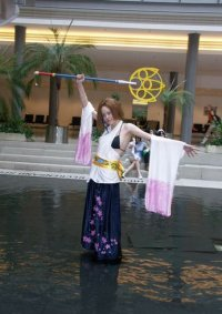 Cosplay-Cover: Yuna-Summoner (FF  X)