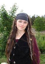 Cosplay-Cover: Captain Jacky Sparrow (Cousine von Jack Sparrow) (