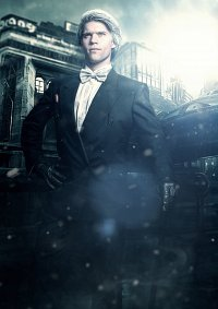 Cosplay-Cover: Max Shreck