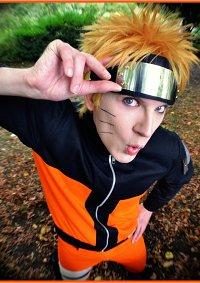 Cosplay-Cover: Uzumaki Naruto (Shippuuden) Ver. 4