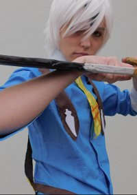 Cosplay-Cover: Ludger Will Kresnik (Standardoutfit)