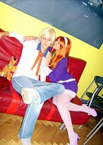 Cosplay-Cover: Daphne (Scooby Doo)