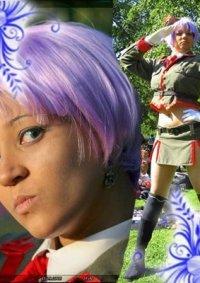 Cosplay-Cover: Nida Schuetlitch  (Shuraki Trinity Box #04)