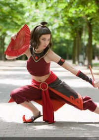 Cosplay-Cover: Suki [Fire Nation]