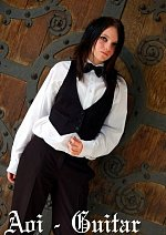 Cosplay-Cover: Aoi [Silly God Disco Waiter]