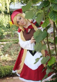 Cosplay-Cover: Polka (red)