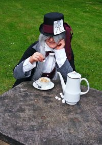 Cosplay-Cover: Undertaker (Mad Hatter)