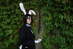 Cosplay-Cover: Sebastian (Ciel in Wonderland)