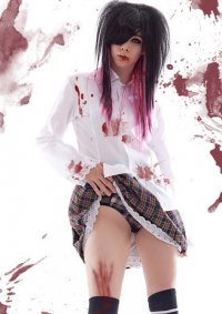 Cosplay-Cover: Freaky Zombie