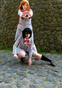 Cosplay-Cover: Inoue Orihime (Schuluniform)