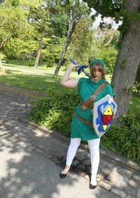 Cosplay-Cover: Link ♀