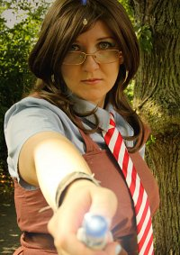 Cosplay-Cover: 10th Doctor - Female