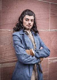 Cosplay-Cover: Bard the Bowman