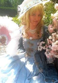 Cosplay-Cover: Marie Antoinette