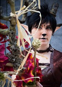 Cosplay-Cover: Faun/Satyr