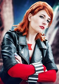 Cosplay-Cover: Black Widow [Avengers Academy]