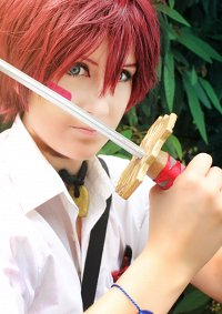 Cosplay-Cover: Kujo Saburo