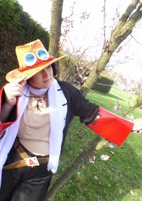 Cosplay-Cover: Portgas D. Ace (Alabasta)