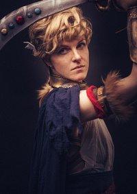 Cosplay-Cover: Sailor Uranus - Greek Goddess (Farnart)