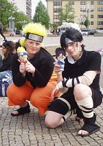 Cosplay-Cover: Uchiha Sasuke (Black)