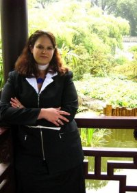 Cosplay-Cover: Mia Fey (Young Version)