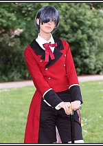Cosplay-Cover: Ciel Phantomhive (Red Version)