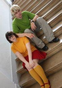 Cosplay-Cover: Velma (Scoobydoo)