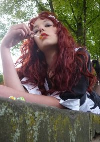 Cosplay-Cover: Magenta (Rocky Horror Picture Show)