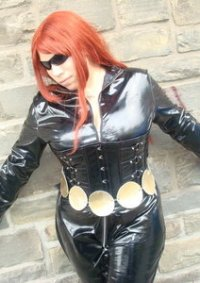 Cosplay-Cover: Black Widow (Marvel Version)