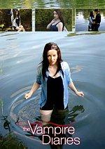 Cosplay-Cover: Elena Gilbert - The Hybrid