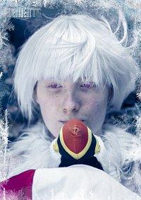Cosplay-Cover: Emil Steilsson - Island - Viking Childhood