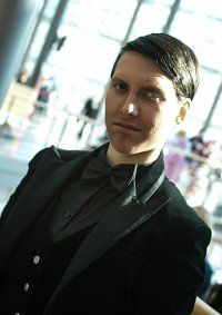 Cosplay-Cover: Le Chiffre [Casino Royale]