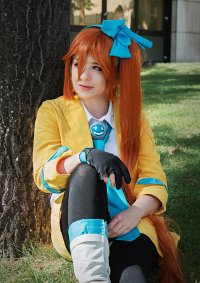 Cosplay-Cover: Athena Cykes