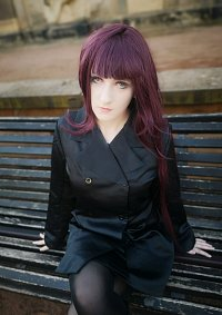 Cosplay-Cover: Scathach (Travel Outfit)