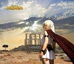Cosplay-Cover: Riku / Olympus Coliseum