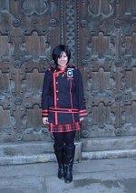 Cosplay-Cover: Lenalee 3rd Uniform (Winter-Version/Unfertig)