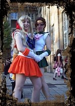 Cosplay-Cover: Sailor Venus (neue Version)