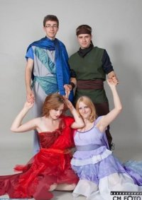 Cosplay-Cover: Element: Wasser