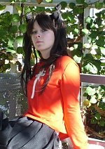 Cosplay-Cover: Rin Tosaka