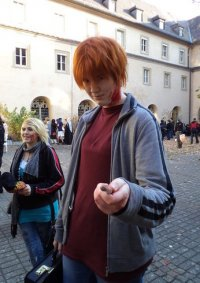 Cosplay-Cover: George Weasley [Deathly Hallows Part 1]