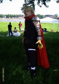 Cosplay-Cover: Cloud Strife (KH1)