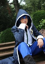 Cosplay-Cover: Jellal Fernandes (Tower of Heaven)