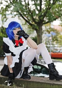 Cosplay-Cover: Ryomou Shimei