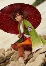 Cosplay-Cover: Shaolan [Sakura Aitai Yo]