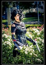 Cosplay-Cover: Edward Scissorhand (Female Version)