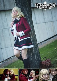 Cosplay-Cover: Yui Komori 小森 ユイ ~ Lost Eden school uniform