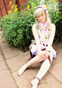 Cosplay-Cover: Corrin (Summer Version)