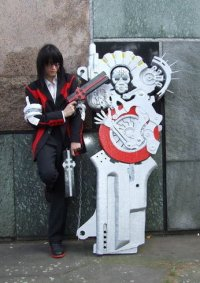 Cosplay-Cover: Beyond the Grave (Gungrave Overdose)