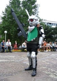 Cosplay-Cover: Montage II_Briareos