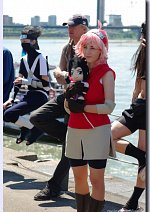 Cosplay-Cover: Sakura Shippuuden